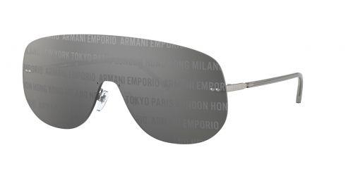 Emporio Armani Emporio Armani EA2091 3010AI Matte Gunmetal