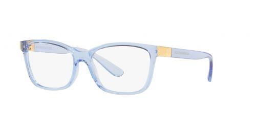 Dolce & Gabbana Dolce & Gabbana DG5077 3328 Transparent Light Blue