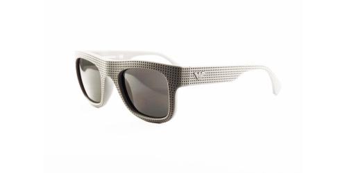 Emporio Armani EA 4019 5141/87 Grey Rubber