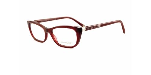 844c856d830 Burgundy or Red Cat Eye Tiffany Designer Frames