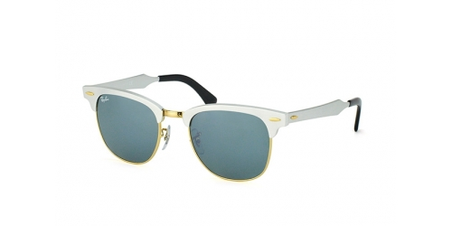 Ray-Ban RB 3507 137/40 Brushed Silver