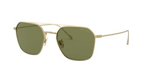 Giorgio Armani Giorgio Armani AR6095T AR 6095T 32814E Brushed Soft Gold