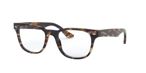 Ray-Ban Ray-Ban RX5359 5711 Spotted Blue/Brown/Yellow