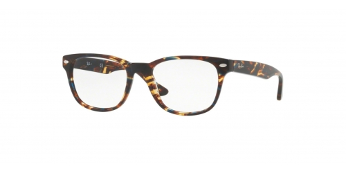 Ray-Ban RX5359 5711 Spotted Blue/Brown/Yellow