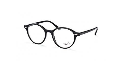 Ray-Ban RX7118 2000 shiny black