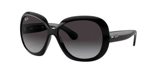 Ray-Ban JACKIE OHH II RB4098 601/8G black shiny