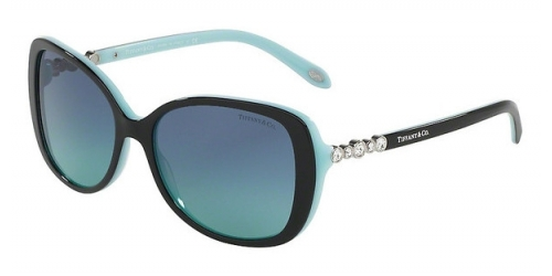 Tiffany TF 4121B 80559S BLACK/BLUE