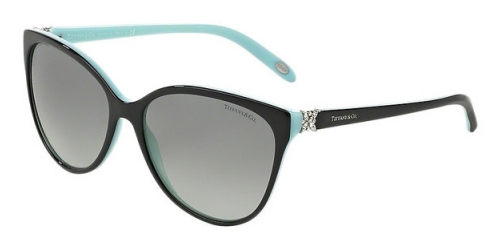 Tiffany Tiffany TF4089B TF 4089B 80553C BLACK/BLUE