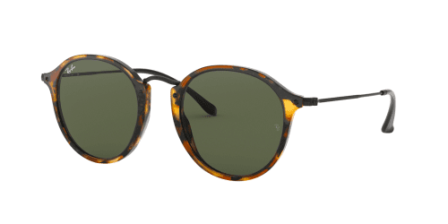 Ray-Ban RB2447 1157 Spotted Black Havana