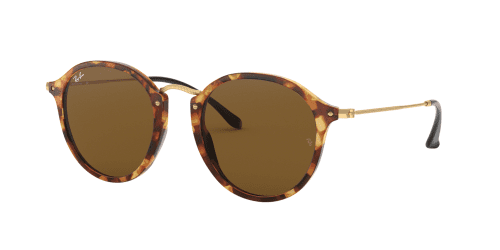 Ray-Ban RB2447 1160 Spotted Brown Havana