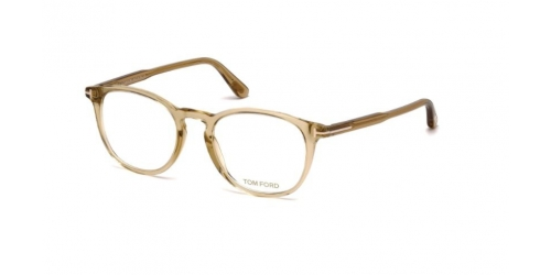 Tom Ford Tom Ford TF5401 045 Shiny Light Brown