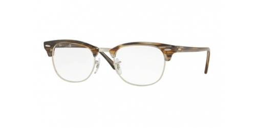 Ray-Ban RX5154 5749 Brown/Grey Striped