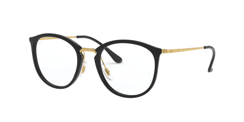 Ray-Ban Ray-Ban RX7140 2000 Shiny Black/Gold