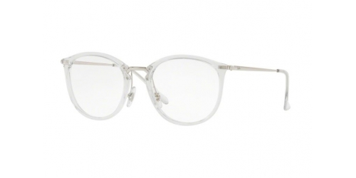 Ray-Ban RX7140 2001 Transparent