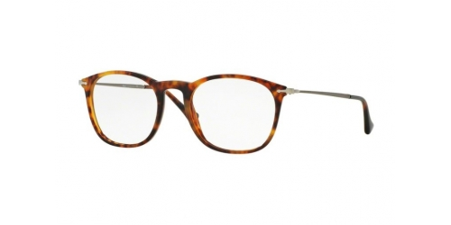 Persol PO3124V PO 3124V 108 Light Havana