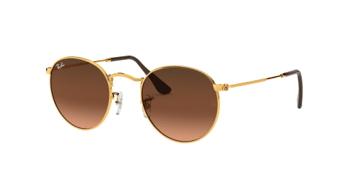 Ray-Ban Ray-Ban RB3447 9001A5 Shiny Light Bronze