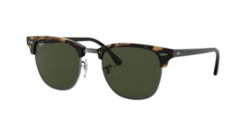 Ray-Ban Ray-Ban Clubmaster RB3016 1157 Spotted Black Havana