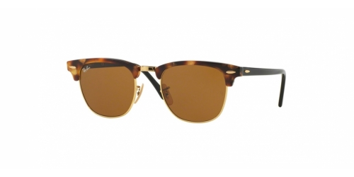 Clubmaster RB3016 Clubmaster RB 3016 1160 Spotted Brown Havana
