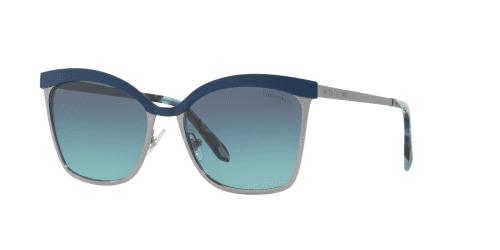 Tiffany TF3060 61299S Blue/Gunmetal