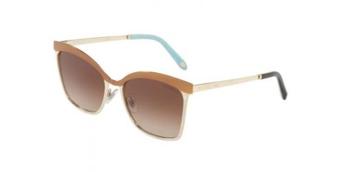 Tiffany TF3060 61283B Brown/Pale Gold