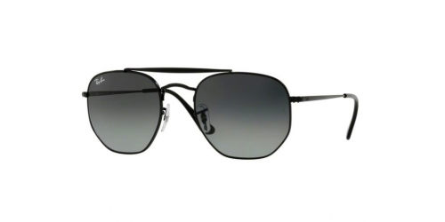 Ray-Ban RB3648 The Marshal 002/71 Black