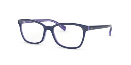 Ray-Ban RX5362 5776 Top Blue/Transparent Violet