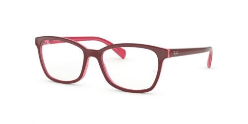 Ray-Ban RX5362 5777 Top Fuxia/FuxiaTransparent
