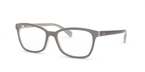 Ray-Ban Ray-Ban RX5362 5778 Top Grey/Ice/Transparent Grey