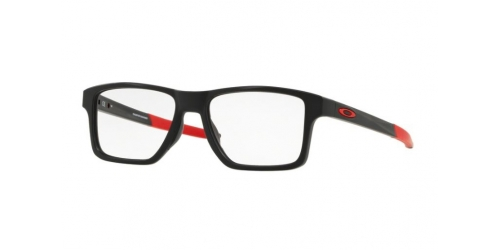Oakley OX8143 CHAMFER SQUARED OX814305 Black/Red