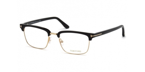 Tom Ford TF5504 001 Shiny Black
