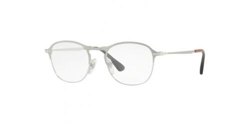 Persol PO7007V PO 7007V 1068 Matte Silver/Silver