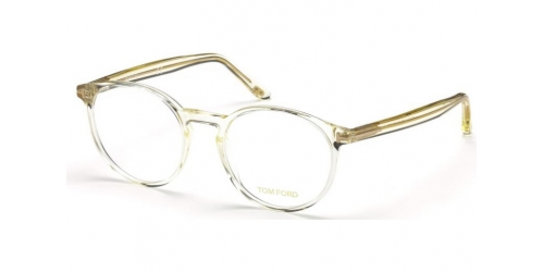Tom Ford TF5524 039 Shiny Yellow