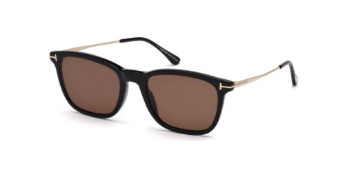 Tom Ford Arnaud-02 TF0625 01E Shiny Black