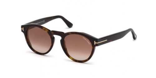 Tom Ford Margaux-02 TF0615 52G Dark Havana