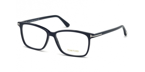 Tom Ford TF5478-B Blue Control TF 5478-B 090 Shiny