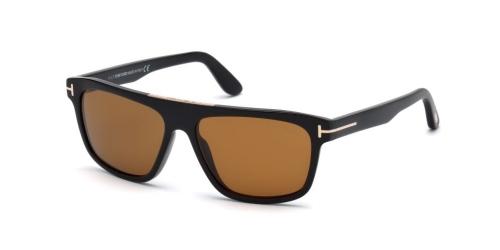 Tom Ford Cecilio-02 TF0628 01E Shiny Black