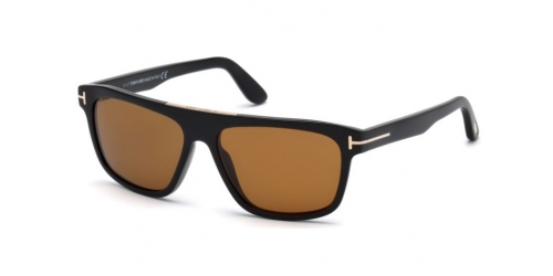 Tom Ford Cecilio-02 TF0628 01E Shiny Black