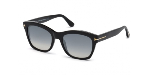 Tom Ford Tom Ford LAUREN-02 TF0614 01C Shiny Black