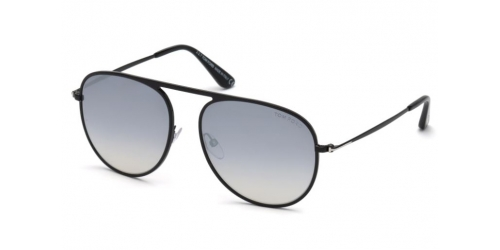 Tom Ford Jason-02 TF0621 01C Shiny Black