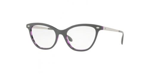 Ray-Ban RX5360 5718 Top Grey on Havana Violet