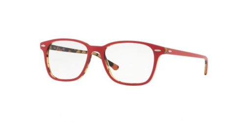 Ray-Ban Ray-Ban RX7119 5714 Top Bordeaux on Havana Green