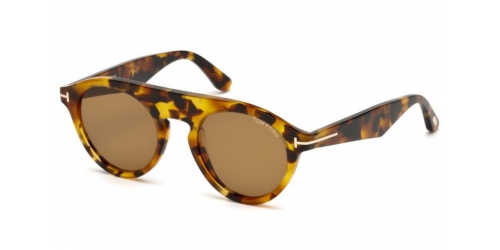 Christopher-02 TF0633 Christopher-02 TF 0633 55E Coloured Havana/Brown