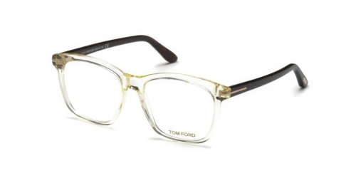 Tom Ford TF5481-B Blue Control TF 5481-B 039 Shiny Yellow