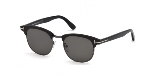 Tom Ford LAURENT-02 TF0623 02D Matte Black