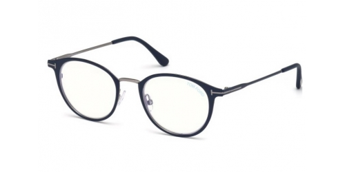 Tom Ford TF5528-B Blue Control TF 5528-B 091 Matte