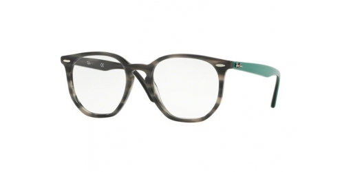 Ray-Ban RX7151 5800 Grey/Green Havana