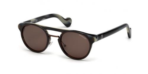 Moncler ML0019 05E Black/Brown