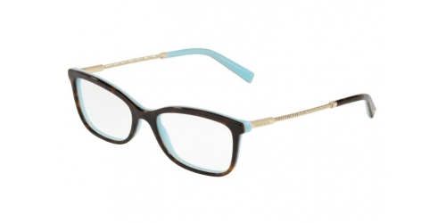 Tiffany TF2169 Tiffany Diamond Point 8134 Havana/Blue