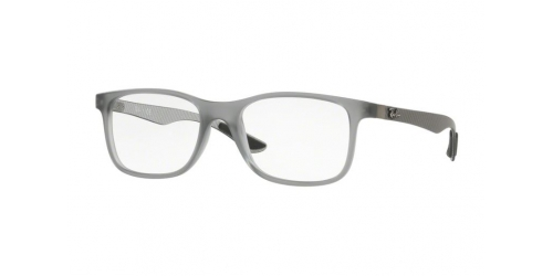 Ray-Ban RX8903 5244 Matte Transparent Grey
