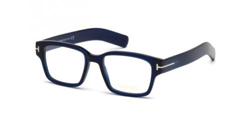 Tom Ford TF5527 090 Shiny Blue